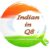 Logo for Indian in Q8 820-312 Hor, JobsinQ8, indianinQ8